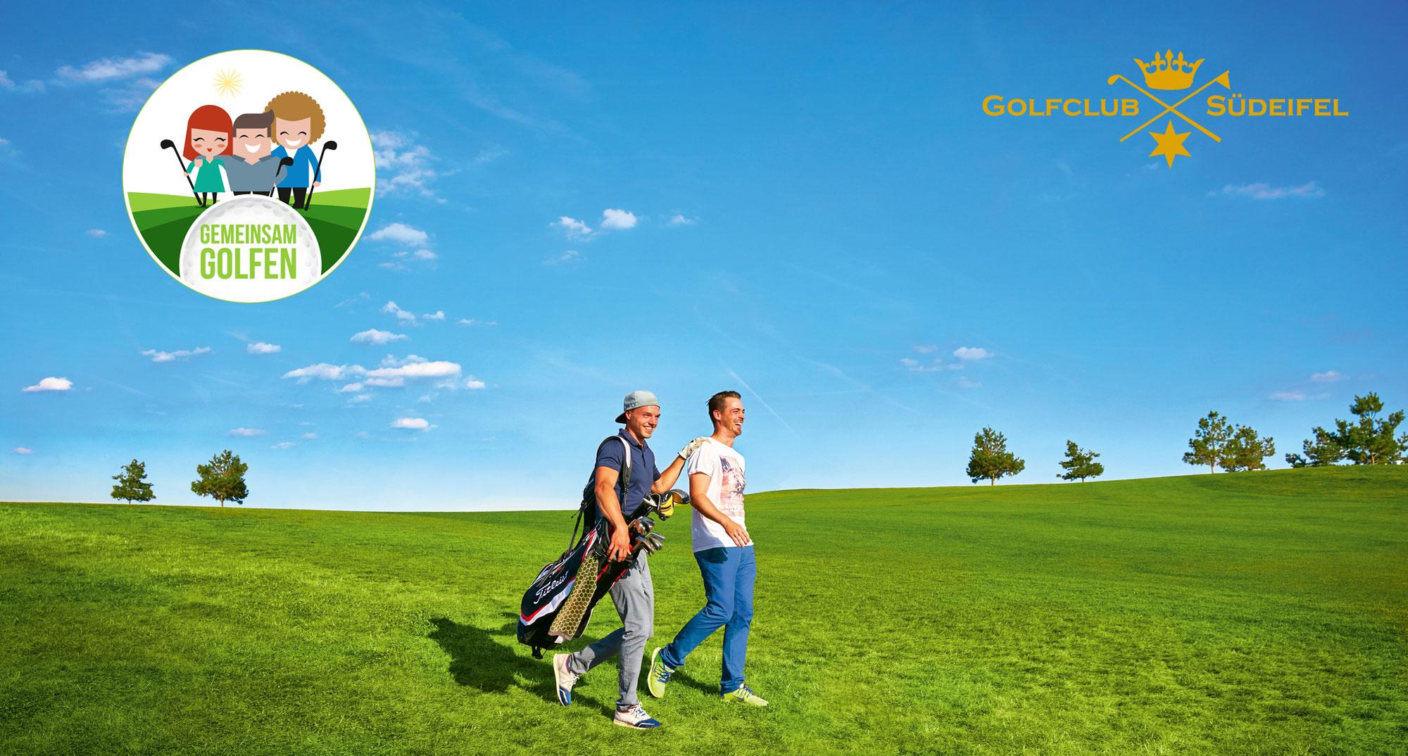 Gemeinsam Golfen - Golfclub Südeifel